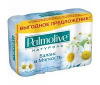 "TR01356B. Мыло PALMOLIVE Натурель ""Ромашка"" 4 * 90г. Palmolive"