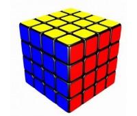 MYAS01. Игрушка-головоломка Кубик 4x4x4 Aosu black. MoYu