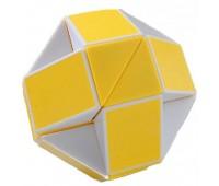 SSTW26. Игрушка-головоломка ShengShou Twist Puzzle yellow white. ShengShou