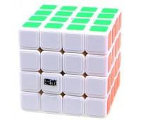 MYAS02. Игрушка-головоломка MoYu 4x4x4 Aosu;white. MoYu