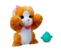 A9084-2. Интерактивная игрушка Забавные животные, Furreal Friends, котенок. Hasbro