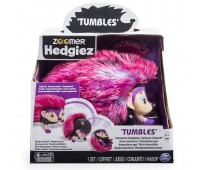 SM14408-4. ZOOMER Hedgiez интерактивный ежик Tumbles. Spin Master