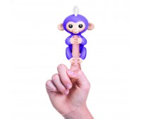 W3700/37047. Интерактивная ручная обезьянка (фиолетовая)). WowWee