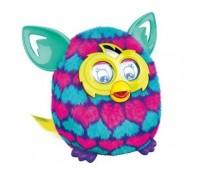 A4342-8. Furby Boom. Теплая волна, розово-бирюзовые сердечки. Hasbro