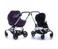 13085370/15235370. Универсальная коляска 2 в 1 Bebe Confort Elea с люлькой Windoo Carrycot Sweet Cerise. Bebe Confort