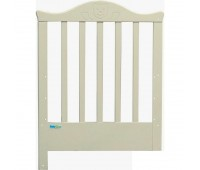 410. Кроватка Gloria (BKP-S-0) Elfenbein (сл.кость). Baby Sleep