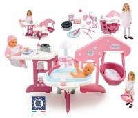 Smoby. Большой центр Baby Nurse по уходу за куклой. 024018