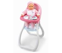 Smoby. Стульчик Baby Nurse для кормления. 024019