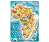 DODO Пазл з рамкою Африка 53 елементи(24)