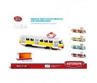 RUS Модель трамвай PLAY SMART