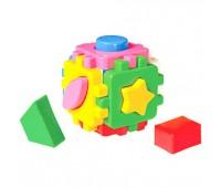 Куб логика