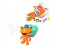 Фигурка (432шт) 7см, в яйце 9см, 12шт в дисплее, 29-22-10см