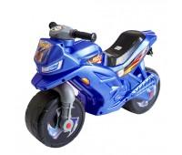 Мотоцикл 2х колесный СИНИЙ
