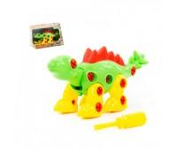 Конструктор-динозавр