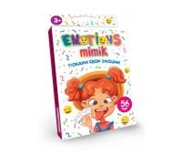 """Карточная игра """"Emotions Mimik"""" укр (32) *"""