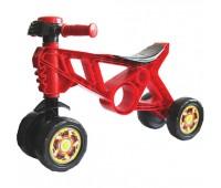 Мотоцикл БЕГОВЕЛ-2 красный