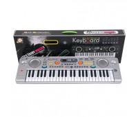Синтезатор клавиш сеть,микрофон,радио,(18)