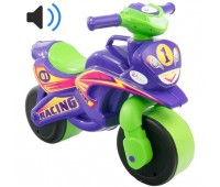 Мотобайк музыкальный Sport фиолетовый