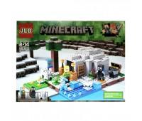 Кон-р Minecraft  Юрта 341дет (24)