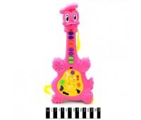 Гітара на батарейках (кульок) 32802 р.12*30*3см. *