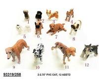 Собака Гонконг резин. 12в.36шт.в кор.(864)