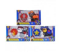 """Герой """"Щенячий патруль"""" в коробке, 3 вида, CH-516 р.16,7*7,5*10,5см. *"""