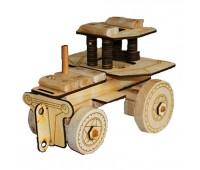 """Конструктор  Трактор"""".Размер собранной модели 28*19*19см"""