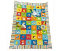 Коврик для игры и развития с игрушками-подвесками. Животные MC 040201-05