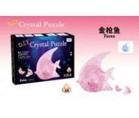 Пазлы 3D- кристалл Рыбка (120/2)