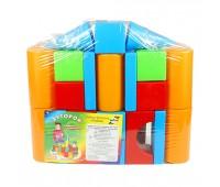 Конструктор-кубики Хуторок М (8)