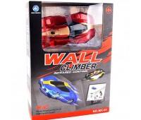 Антигравітаційна машинка Wall climber на радіокеруванні/MX01; *