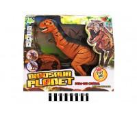 Динозавр на радіокеруванні світл і звук ефектами 36,3*30,5*11,6 см
