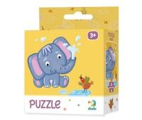DODO Пазл Слоненя 16 елементів(40)