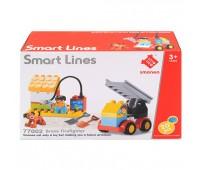 """Конструктор с большими деталями """"SMART LINES"""" 20 дет."""