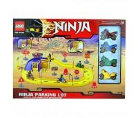 "Паркинг ""NINJA"" (коробка) р.42*8*30 см"
