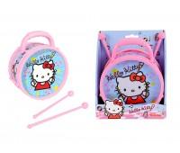 """Simba. Музыкальный инструмент""""Барабан Hello Kitty"""". 6835364"""