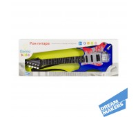 "PG89. Игрушка музыкальная ""Рок-гитара"". Genio Kids. Dream Makers"