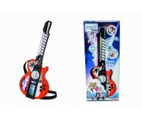 """Simba. Музыкальный инструмент """"Гитара"""" с разьемом для MP3-плеера. 6838628"""