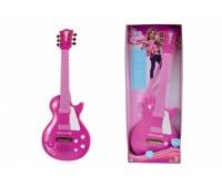 """Simba. электронная Рок-гитара """"Девичий стиль"""" с металлическими струнами. 6830693"""