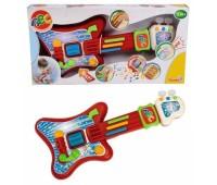 4019677. Гитара со звуковым эффектом. ABC
