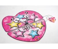 Smoby. Bao. Танцевальный коврик Hello Kitty. 027272