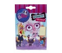 Hasbro. Littlest Pet Shop. Литл Пет Шоп. Зверюшка в закрытой упаковке. Обновленная. A8240