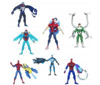 Hasbro. Марвел Новый Человек-Паук. Фигурка героя с боевыми аксессуарами,в ассорт. 37201
