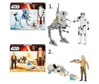 B3917. Титаны: Герои вселенной на транспортном средстве. Star Wars. Hasbro