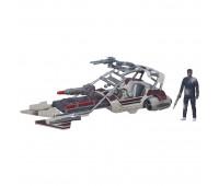 """B3672. Космический корабль вселенной """"Звездные Войны"""" класс II. Star Wars. Hasbro"""