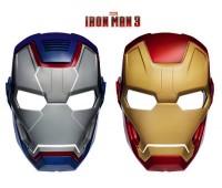 Hasbro. Железный Человек 3. Маска, светится в темноте.A1712