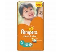 4015400203582. PAMPERS Детские подгузники Sleep & Play Junior 5 (11-18 кг) Джамбо 58