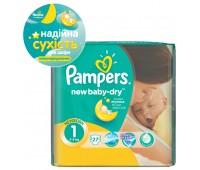 4015400264453. PAMPERS Детские подгузникиNew Baby Newborn 1 (2-5 кг) СтандартУпак 27