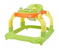 160. Ходунки Walkie (Green) салатовый. 4 Baby