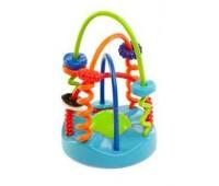 81509. Развивающая игрушка «Гонки на спиралях». Oball